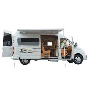 Customized Campering Car Motorhome Caravan Mobile Travel Car Worldwide