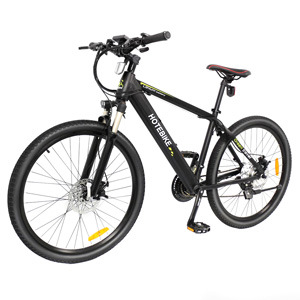 36V 26 Inch 21 Speed Electric Mountain Bike Road E Bike