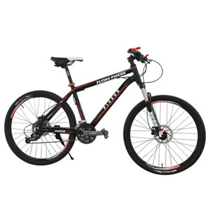 Black Mount Bicycle Good Quality Mountain Bike (FP-MTB-ST007)