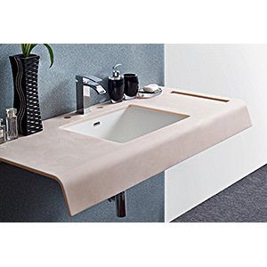 Bathroom Basin of Acrylic Solid Surface