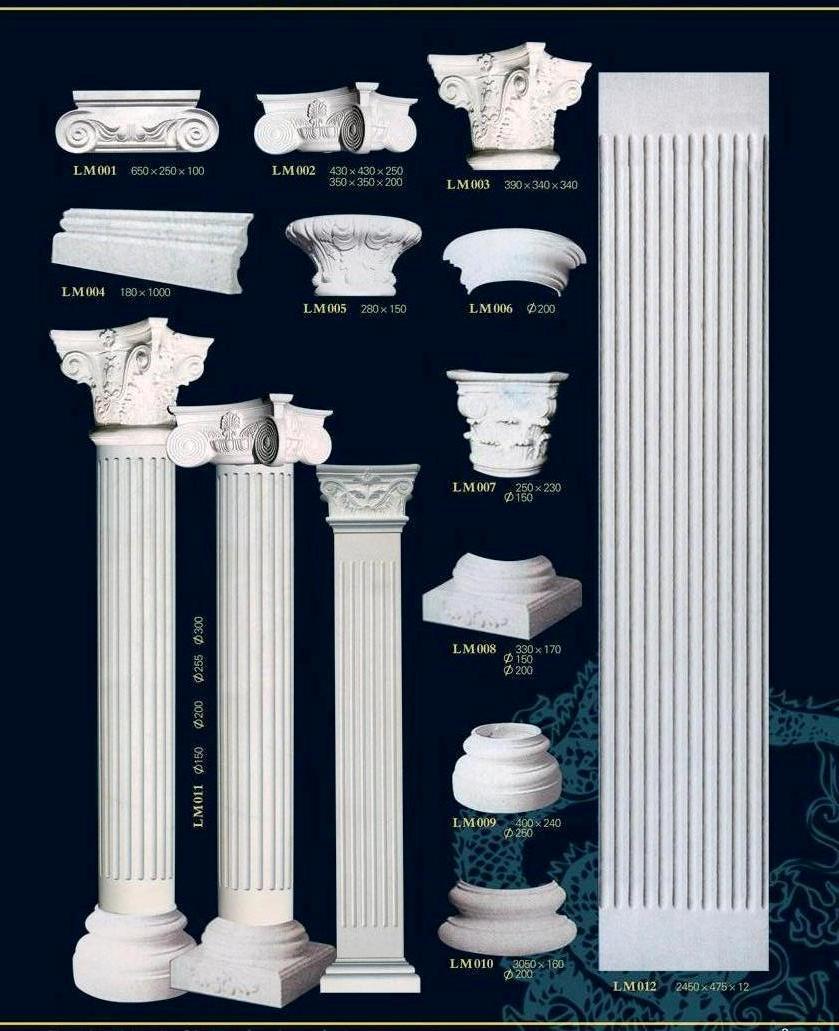 Gypsum Corner (White)