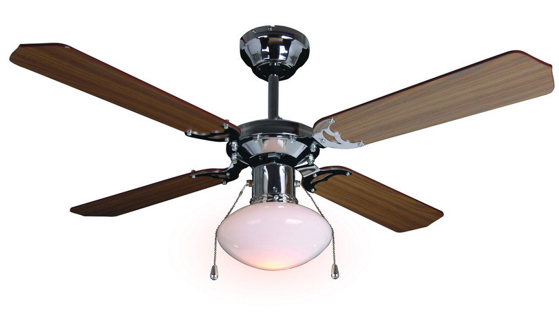 China 42 Ceiling Fan With Light SH0007