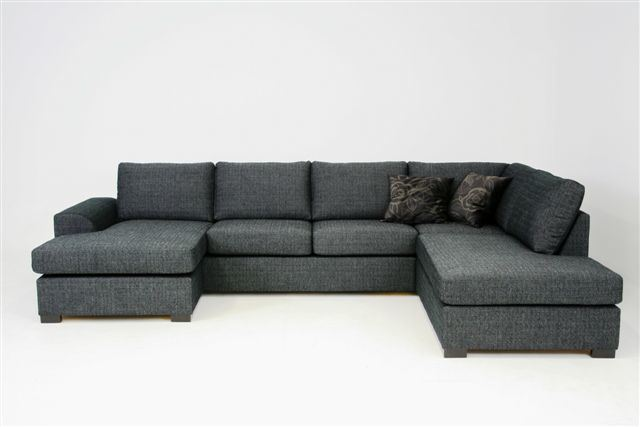 China U Soffa Divan (yh S040) China Lounge Suite, Divan Sofa