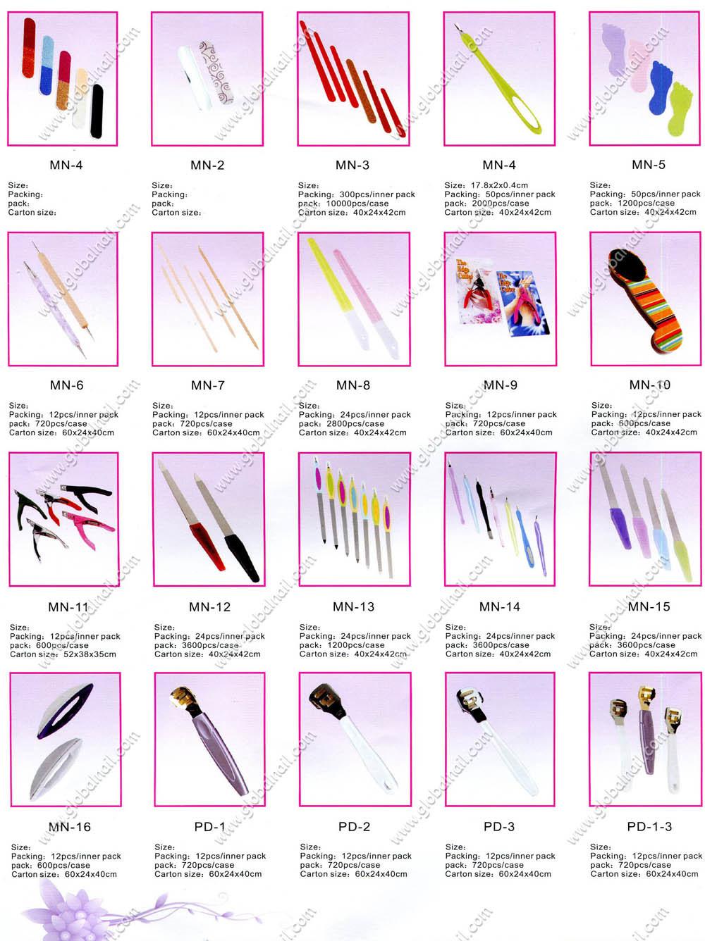Tools For Nail