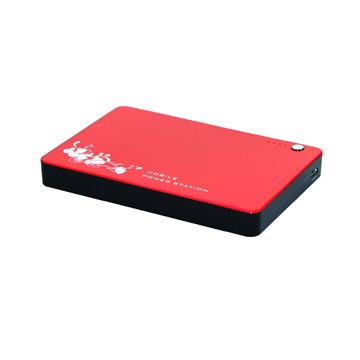 New 2014 Ultra Slim Backup Battery 5000mAh, Double Output (YR050)