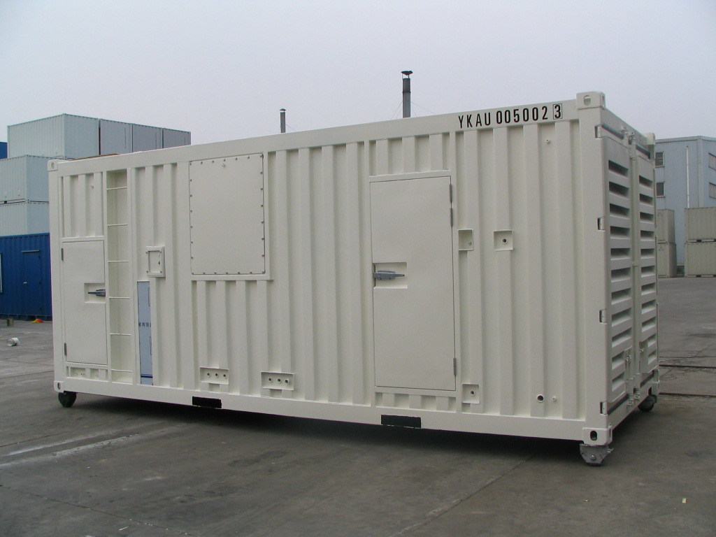 Generator Container (20FT/40FT)