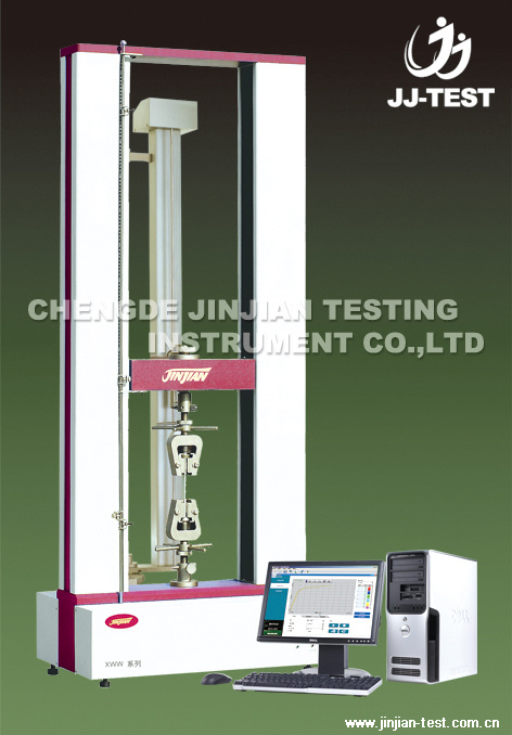 Computer Controlled Universal Testing Machine (XWW-30A)