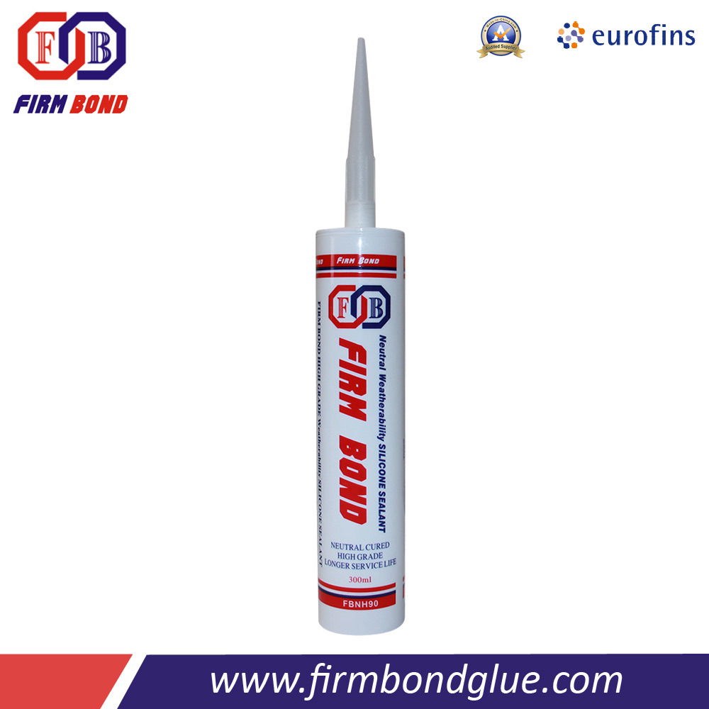 Weatherproof Neutral Weatherability Silicone Sealant