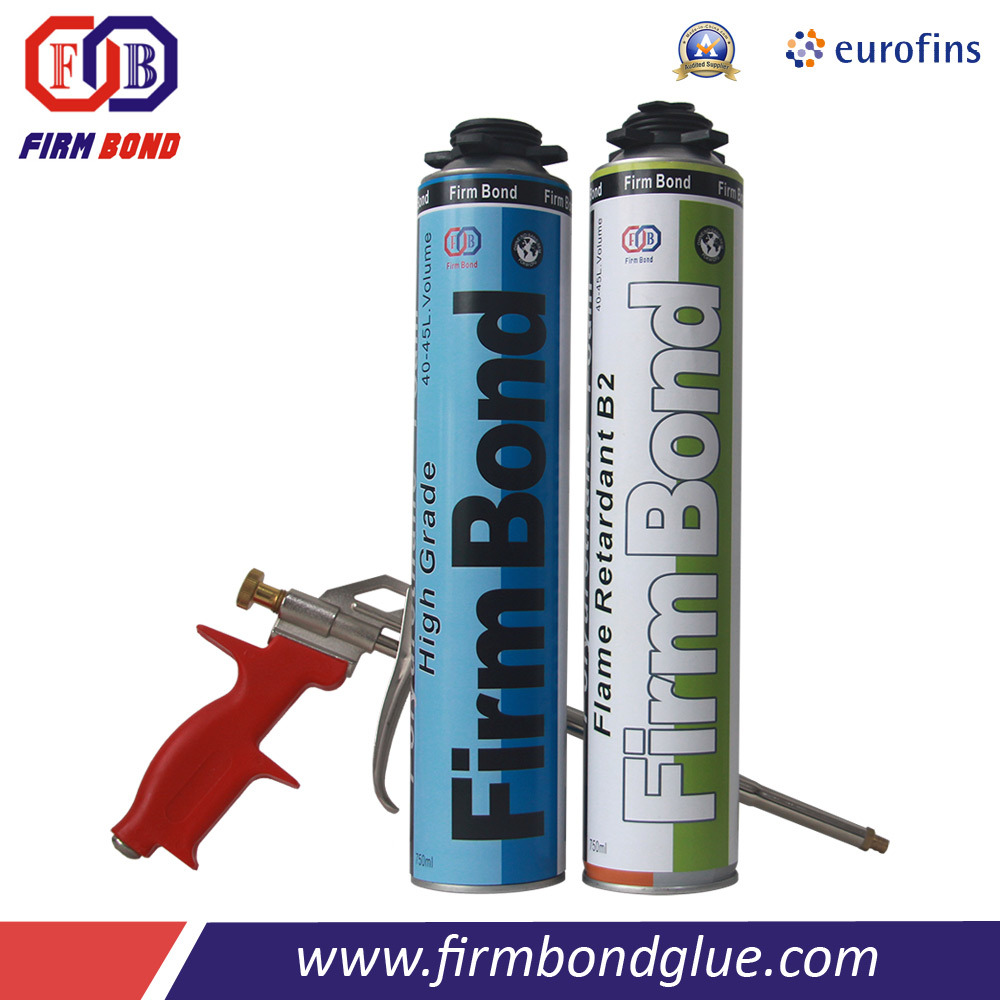 Fire Resist Gun Type PU Foam