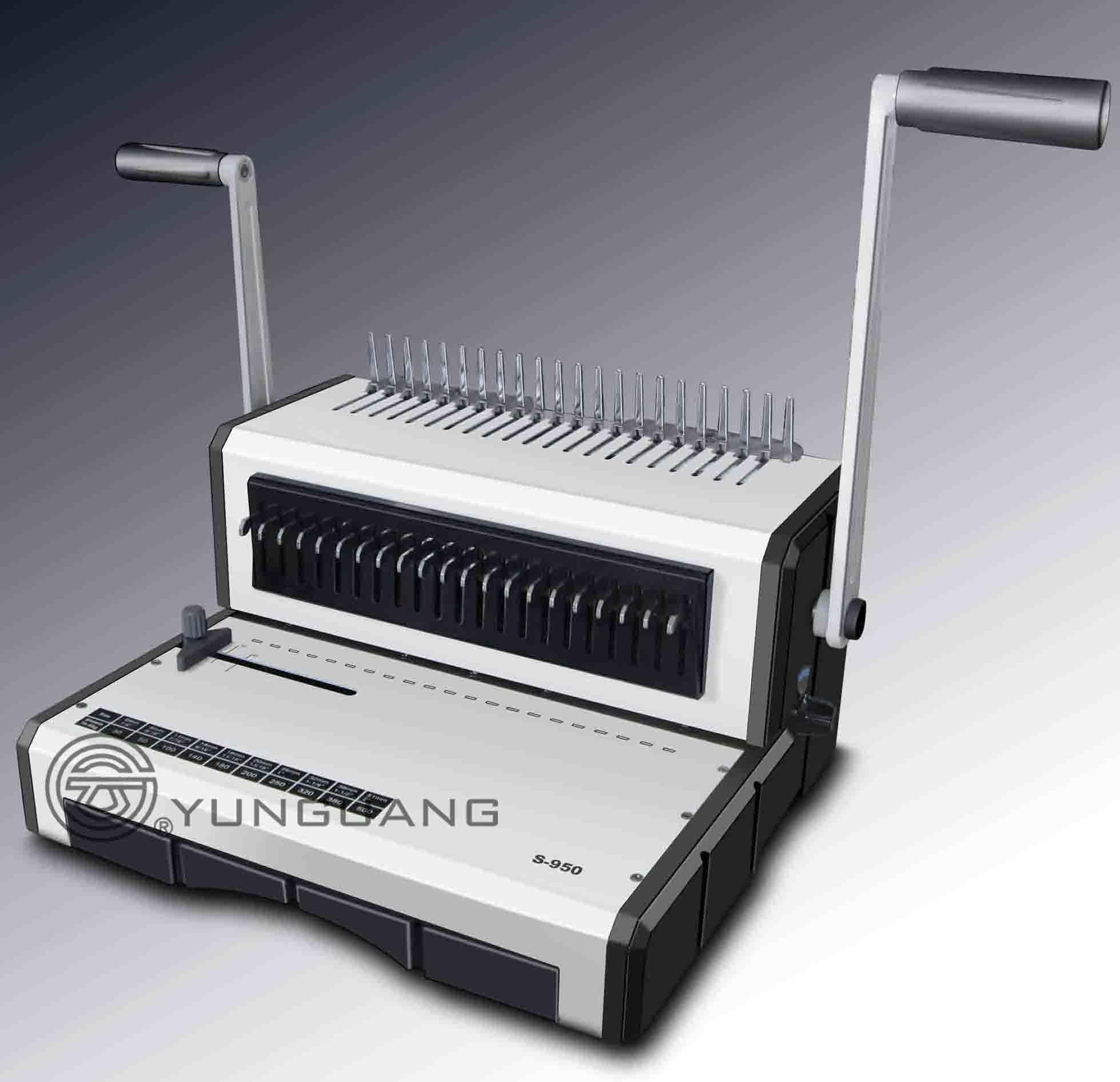 Comb Binding Machine (YG-S950)
