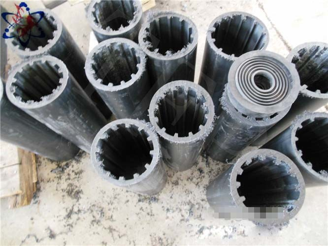 UHMWPE Tube Skin for Polymer Rollers