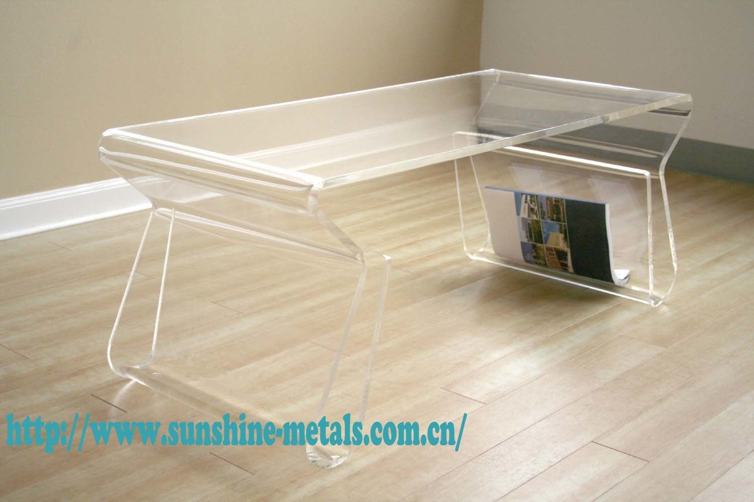 China acrylic table af a 0022 china coffee table acrylic end table Acrylic clear coffee table