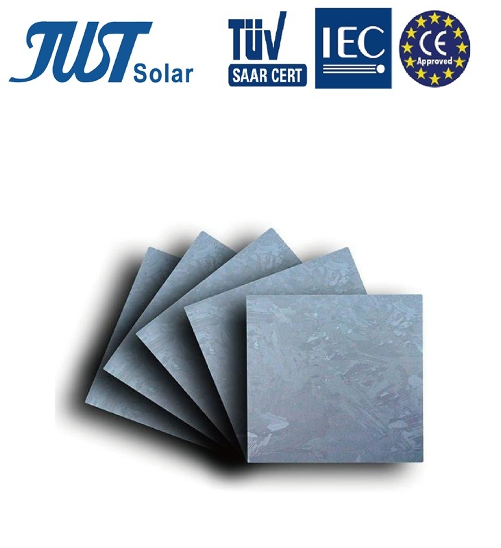 Poly Crystalline Silicon Solar Wafer 156*156mm with High Quality