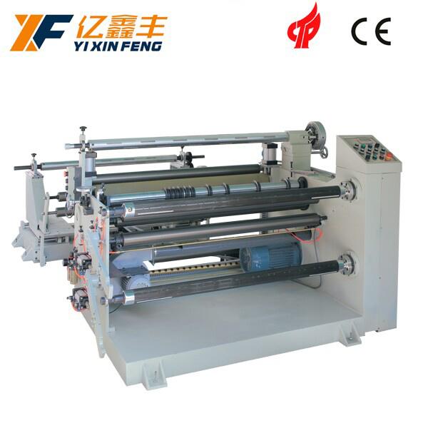Automatic Adhesive Tape Paper Machinery Automatic Slitting Machine