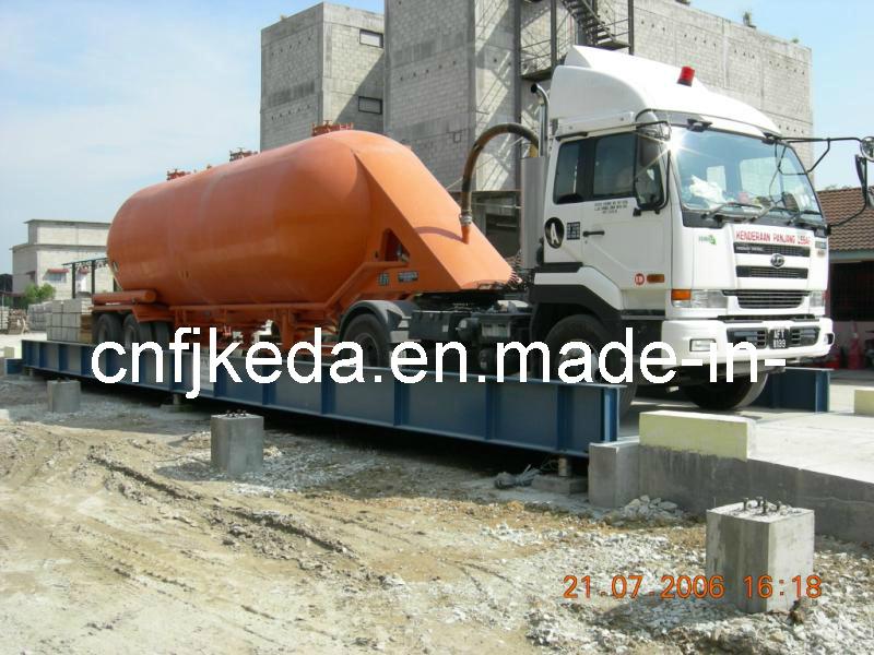 Keda Scale Digital Truck Scale Weighbridge