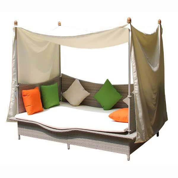 404 not found Outdoor daybed with canopy