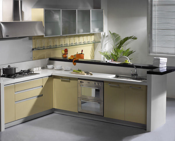 China modular kitchen cabinet set china cupboard for Kitchen cabinets sets