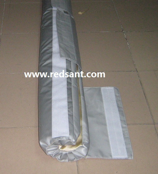 Jacketed Fiberglass Pipe Insulation