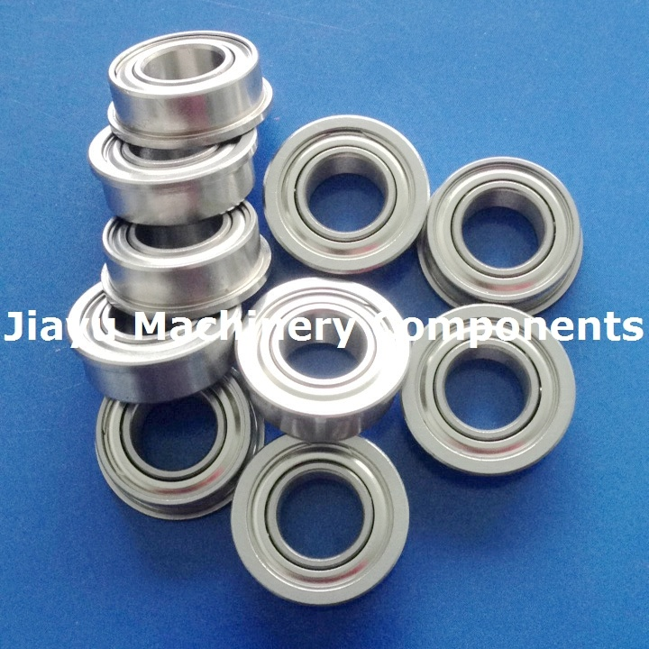 Stainless Steel Flange Ball Bearings Flanged Bearings