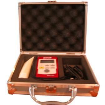 Portable Ultrasonic Wall Thickness Gauge (SA40) with High Accuracy