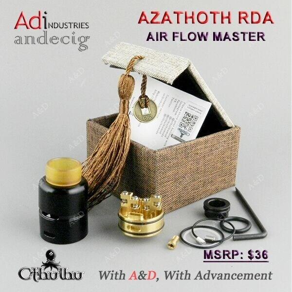 2017 New Arrival Original Cthulhu Azathoth Rda
