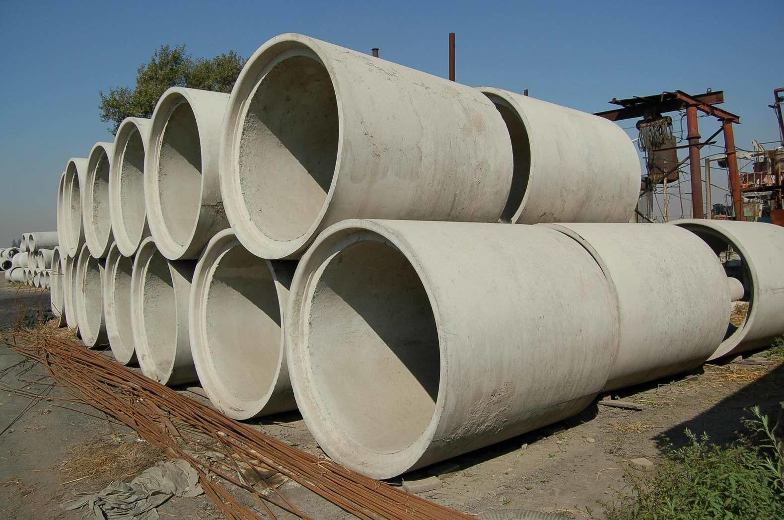 Concrete Drain Pipe : China sy concrete drain tube making machine