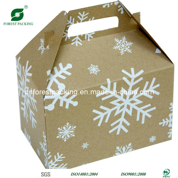 Christmas Gift Paper Boxes (FT503)
