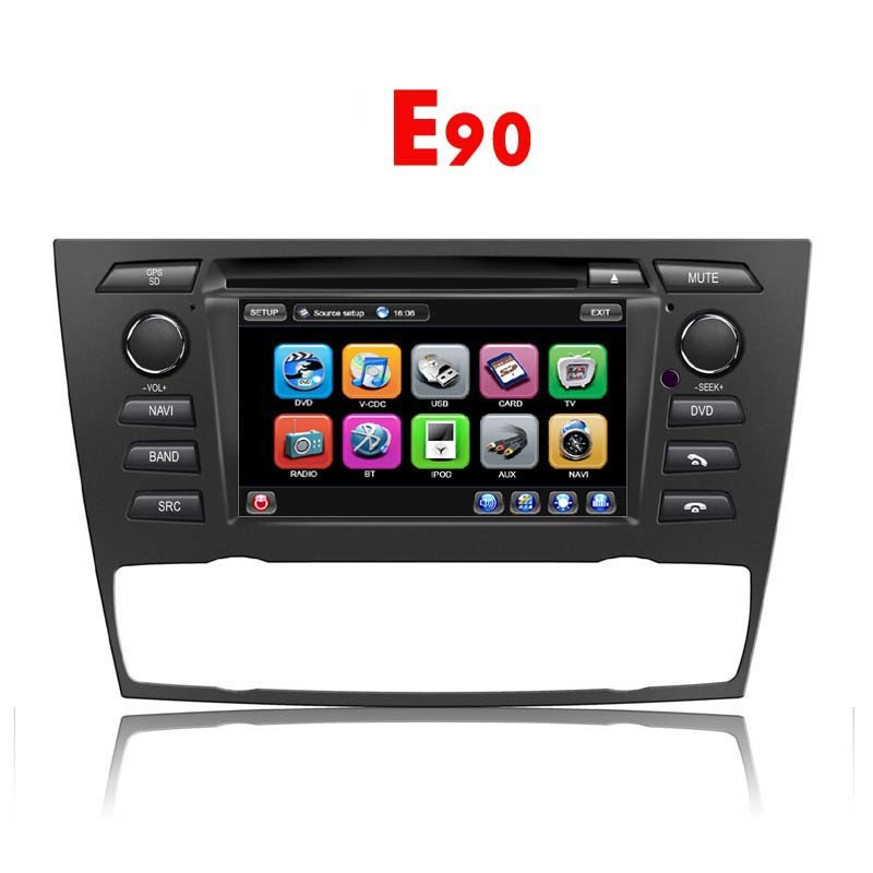 china car dvd gps navigation system for bmw e90 3 series photos pictures made in. Black Bedroom Furniture Sets. Home Design Ideas