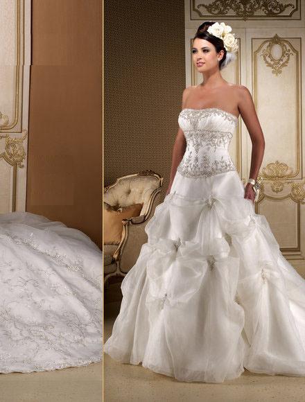Designer Wedding Dresses HS1007