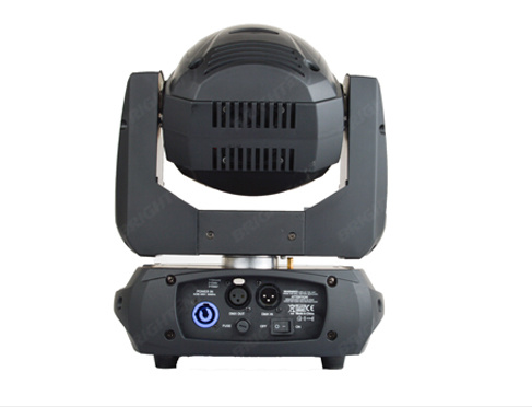 Moving Head Light Fixture Disco Lights 60W LED Beam with Gobo