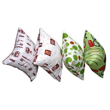 100% Polyester Sofa Cushion Cover for Home Decoration