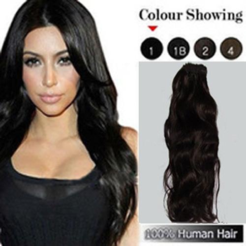 8oz 20 Brazilian Hair Remy Weave Human Hair Extensions | LONG ...