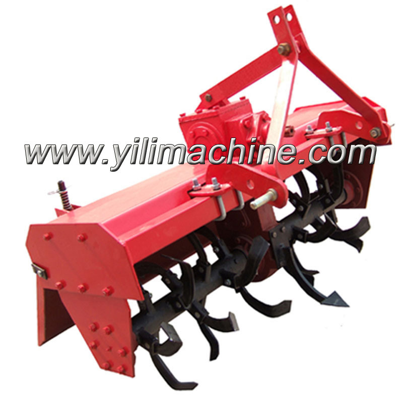 1.4m Rotary Tiller Agricultural Machine Tractor Mounted Rotary Tiller Cultivator Made in China
