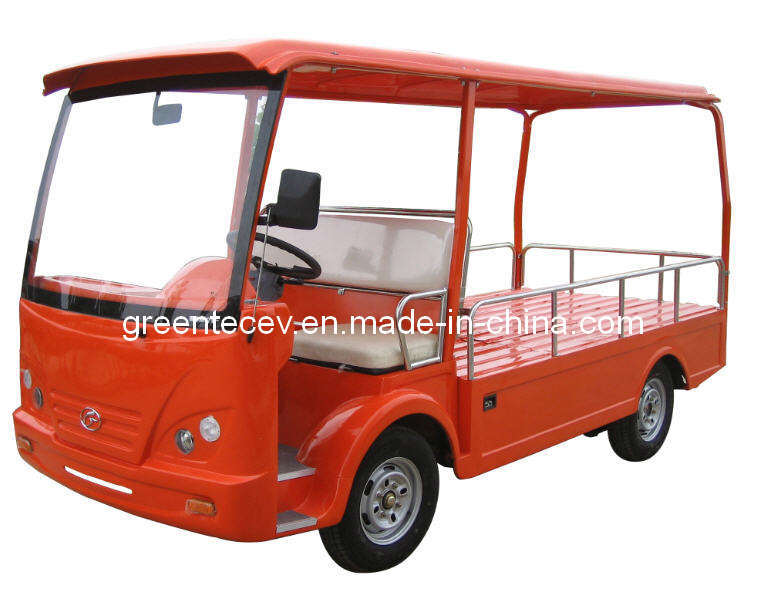 Electric Utility Vehicle Glt3026 2t China Electric