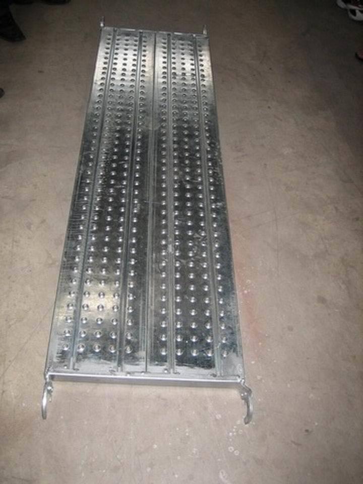 Advanced Walking Scaffolding Boards : China scaffold plank walking board with hooks