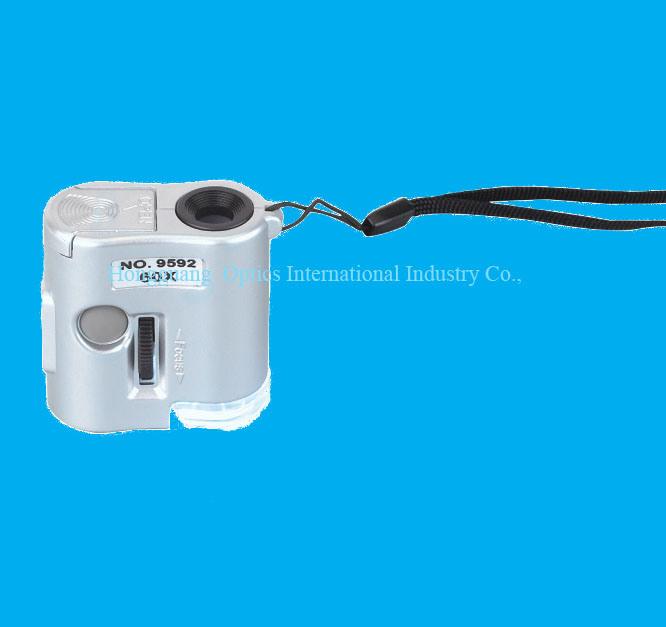 60X Mini Pocket Microscope (9592)