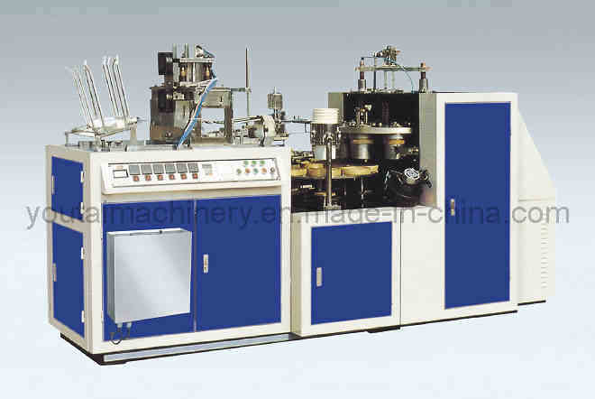 Automatic Square/Rectangular Paper Cup Making Machine (YT-12A)
