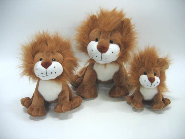 Stuffed Lion Toys 48