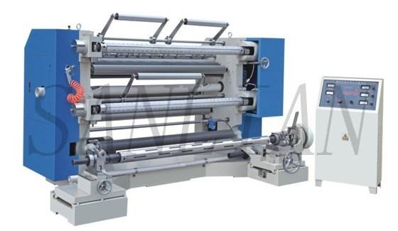 Vertical Plastic Slitting Machine