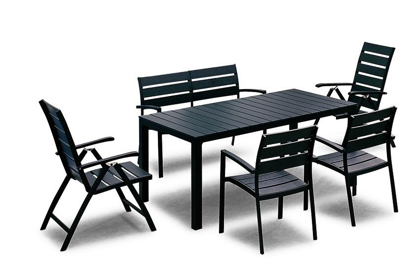 Muebles de madera pl sticos de los muebles del patio del for Muebles de madera para patio