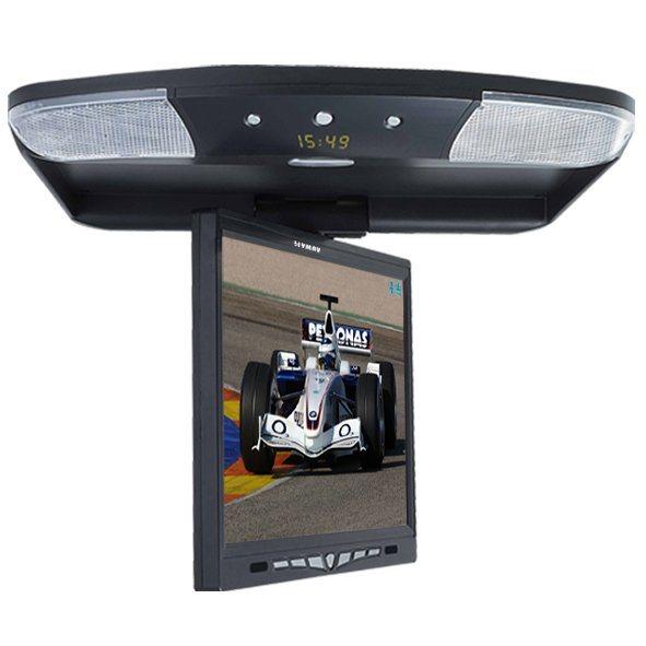 Flip Down Car Monitor Car Speakers Audio System