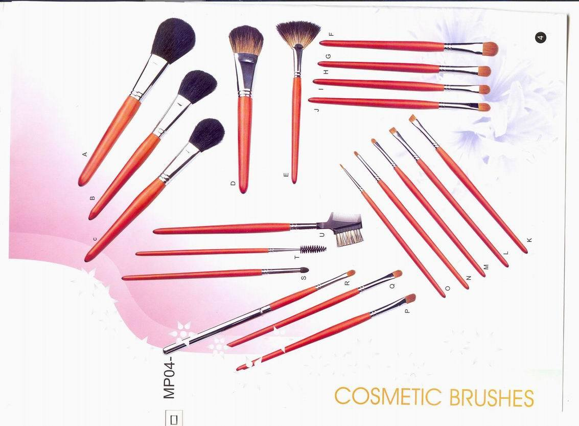 High Quality Cosmetic Brush for Makeup