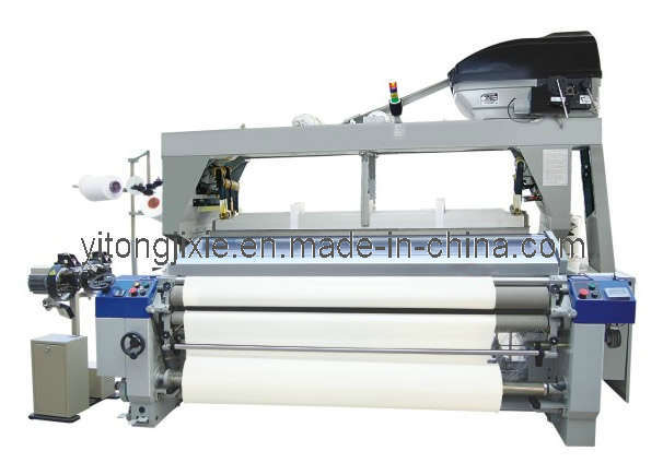 China Dobby Water Jet Loom Textile Weaving Machine Photos