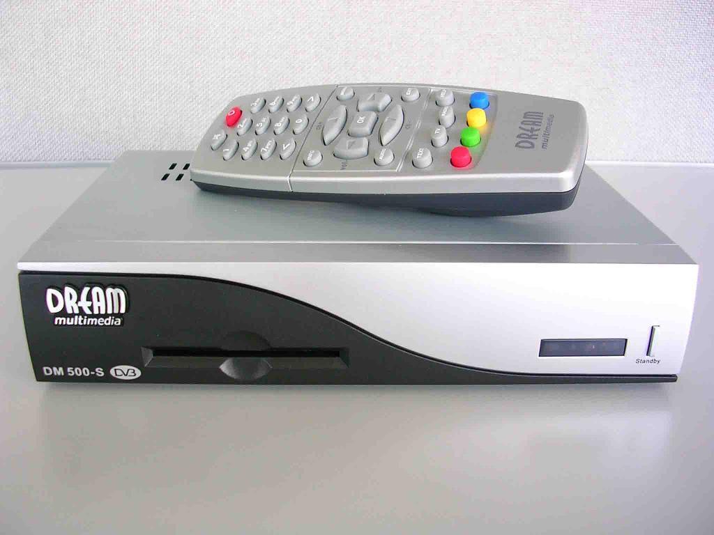 Dreambox (DM500S)