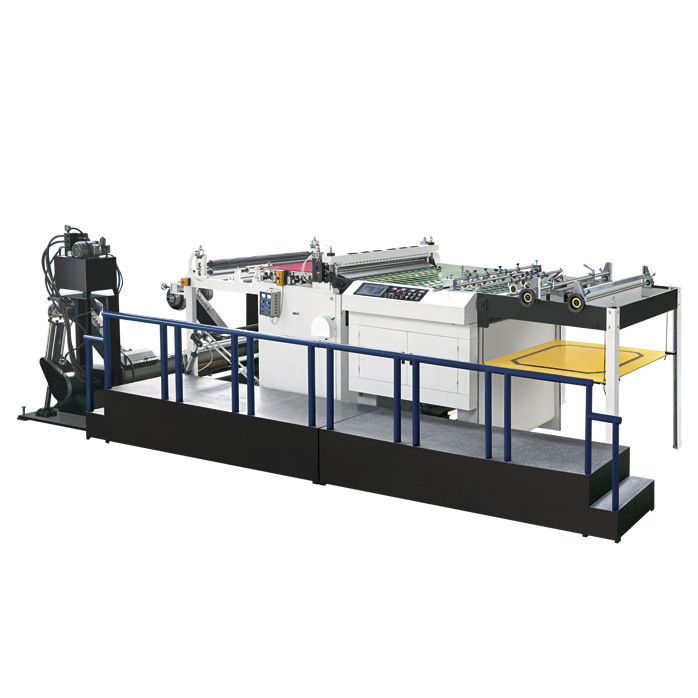 High Speed Sheeting Machine (PHJD)
