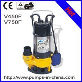 Submersible Pump, Sewage Water Pump (V180, V250, V450, V750, V1100, V1500, V2200)