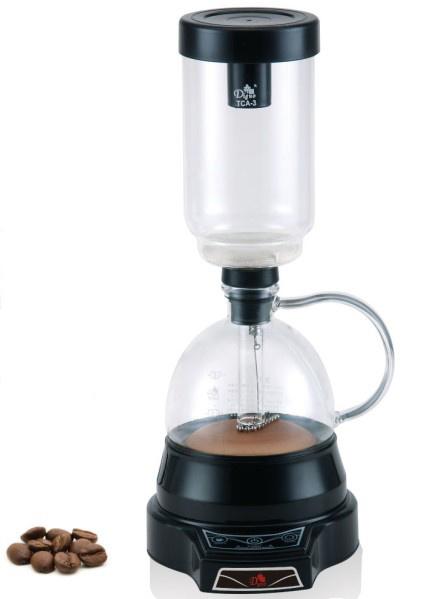 China Electric Siphon Coffee Pot (189A) - China Electric Coffee Maker, New Coffee Maker