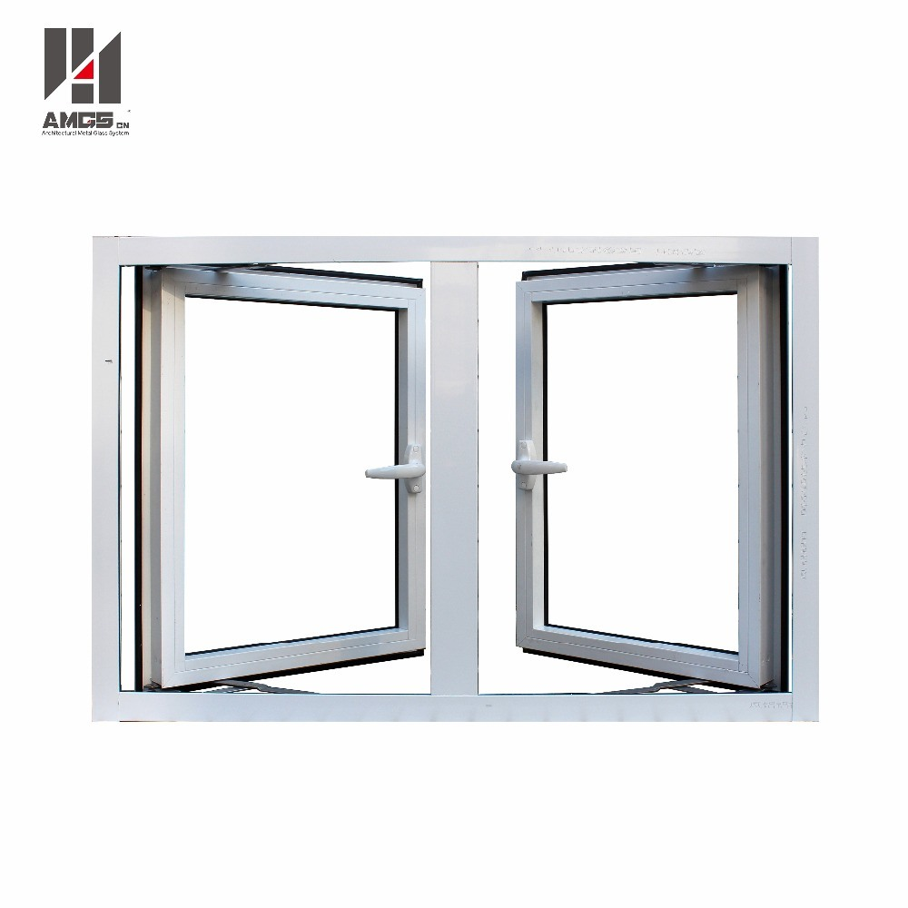 Customized High Quality Double Glazing Aluminum Casement Window
