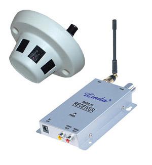 Smoke Detector Wireless Camera