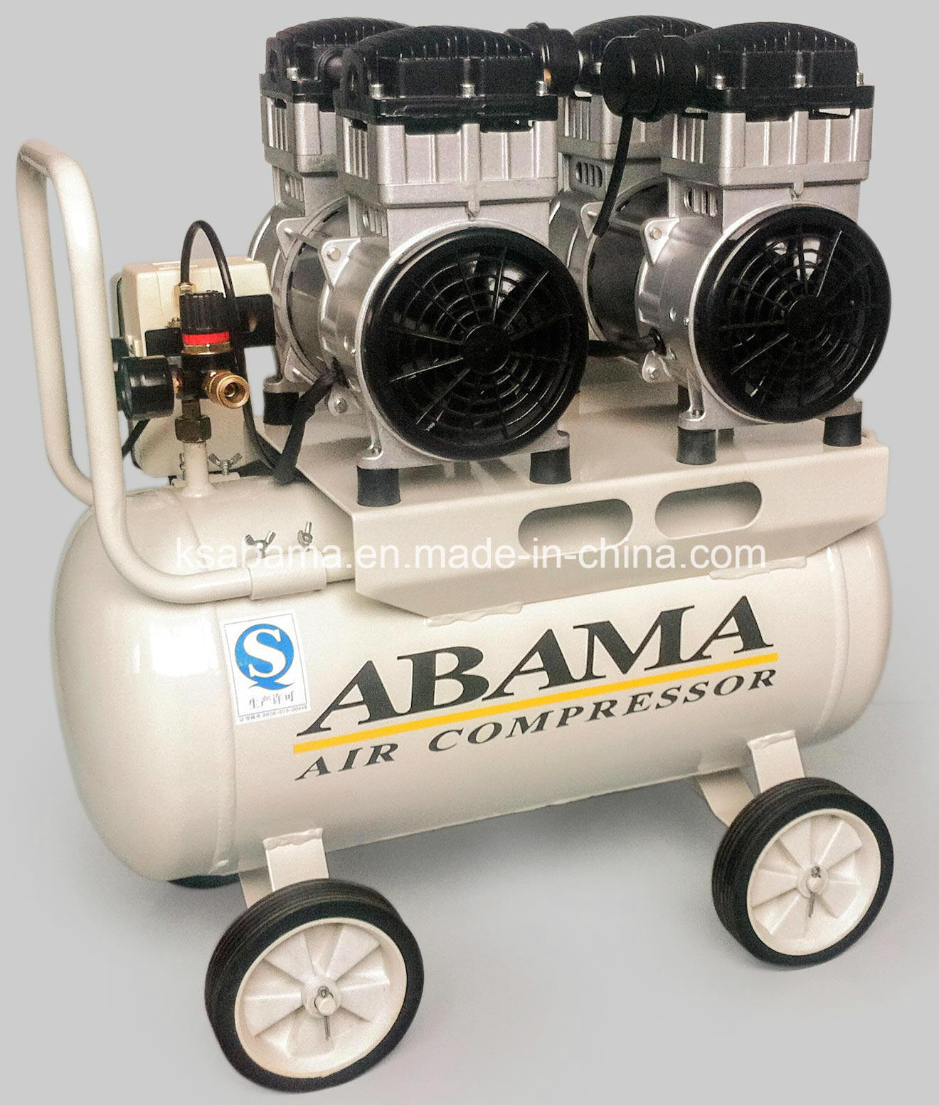 Tat-3040 Silent Oil Free Air Compressor (3HP 40L)